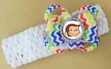 Curious George Headband