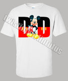 Dad Mickey Birthday Shirt