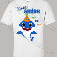 Daddy Shark Shirt