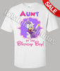 Mickey Mouse Cluhouse Aunt Shirt