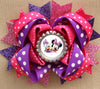 Minnie and Daisy Hair Bow