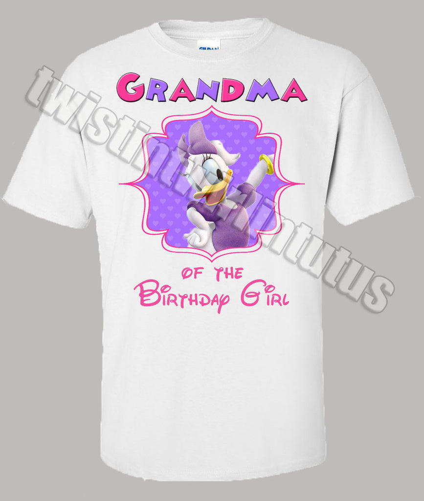 Mickey Mouse Clubhouse Grandma Shirt