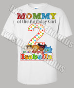 Daniel Tiger Mom Shirt
