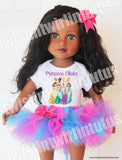 "Disney Princess 18"" Doll Outfit"