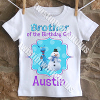 Doc McStuffins Brother Birthday Shirt