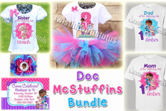 Doc McStuffins Birthday Bundle
