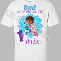 Doc McStuffins Dad Shirt