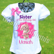 Doc Mcstuffins Sister Birthday Shirt