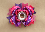 Doc McStuffins Hair Bow