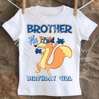Dora Brother Shirt