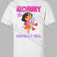 Dora Mommy Shirt