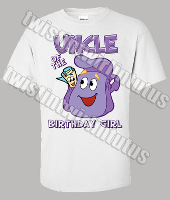 Dora Uncle Shirt