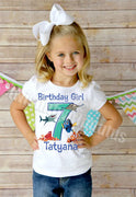 Finding Dory Birthday Shirt