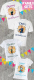 elena of avalor family birthday shirts