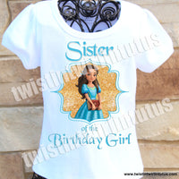 elena of avalor sister shirt