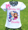 Frozen Birthday Shirt
