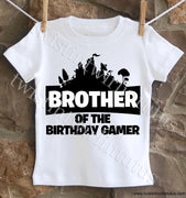 Fortnite Brother Shirt