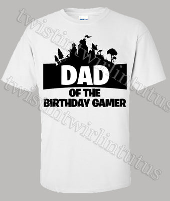 Fortnite Dad Shirt
