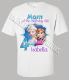 Frozen Mom Shirt