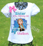 Frozen Sister Shirt