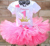 Princess Birthday Tutu Outfit