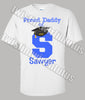 Kindergarten Preschool Graduation Dad shirt