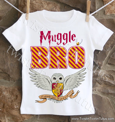 Harry Potter Brother Shirt