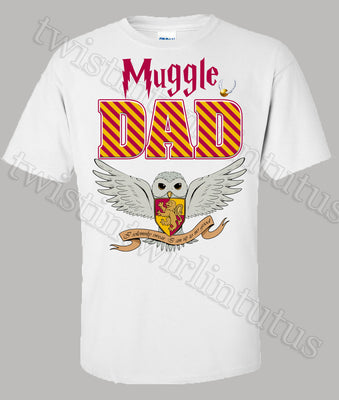 Harry Potter Dad shirt