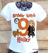 Harry Potter Hermoine Birthday Shirt