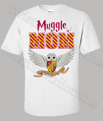 Harry Potter Mom Shirt