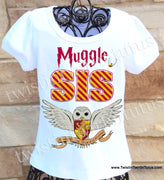 Harry Potter Sister shirt