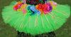 Rainbow Hawaiian Luau 1st Birthday Outfit