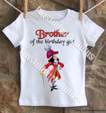 Captain Hook Brother Shirt