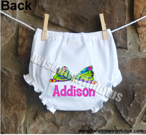 Hungry Caterpillar Bloomers Diaper Cover