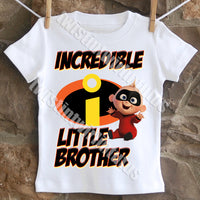 Incredibles Brother Shirt