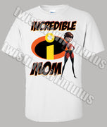 Incredibles Mom Shirt