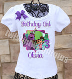 Kate and Mim Mim Birthday Shirt