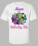 Kate and Mim Mim Mom Birthday Shirt