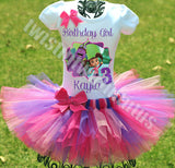 Kate and Mim Mim Birthday Tutu Outfit