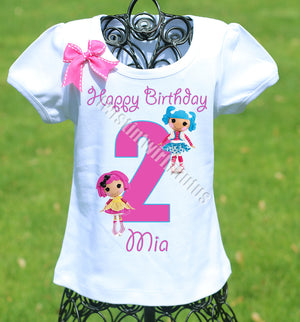 Lalaloopsy Birthday Shirt