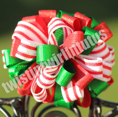 Christmas Hair bow