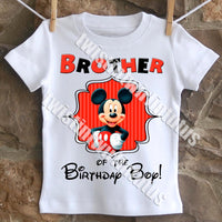 Adult Mickey Mouse Clubhouse Birthday Shirt Minnie