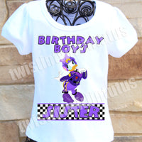 Mickey and the Roadster Racers Sister Shirt