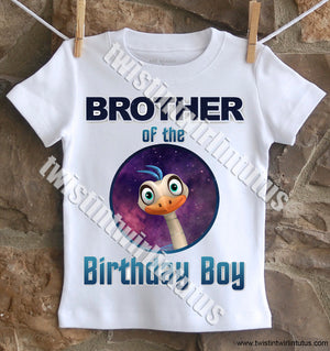 Miles From Tomorrowland Brother Birthday Shirt