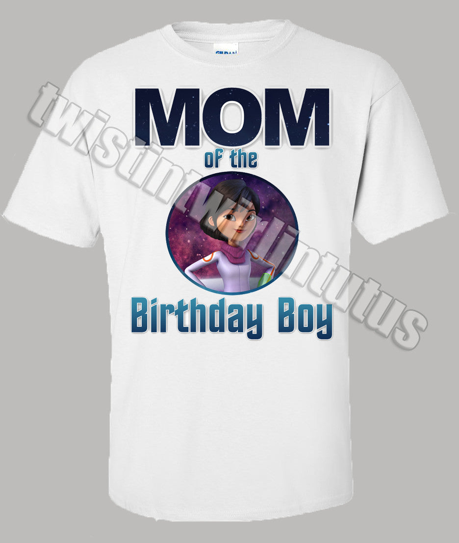 Miles from Tomorrowland Mom Shirt