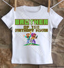 Minecraft Brother Shirt