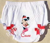 Minnie Mouse Baby bloomers