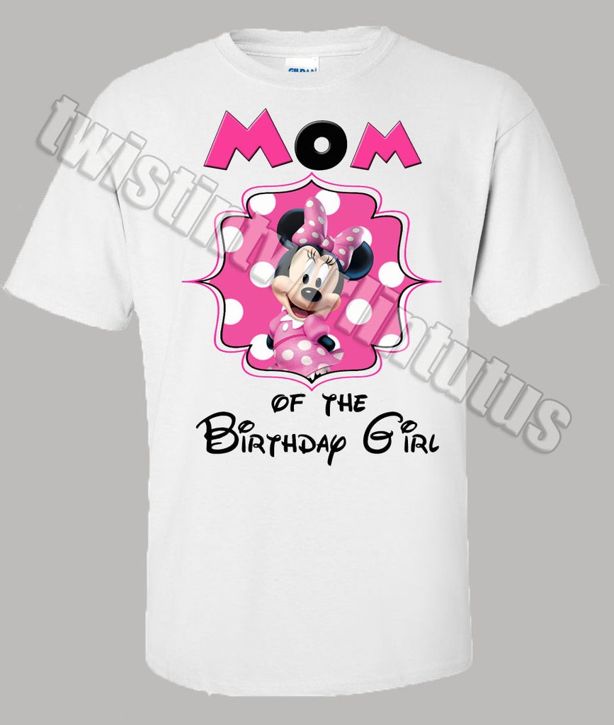 Mickey Mouse Clubhouse Mom Shirt
