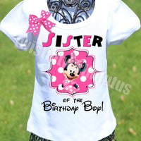 Mickey Mouse Clubhouse sister shirt
