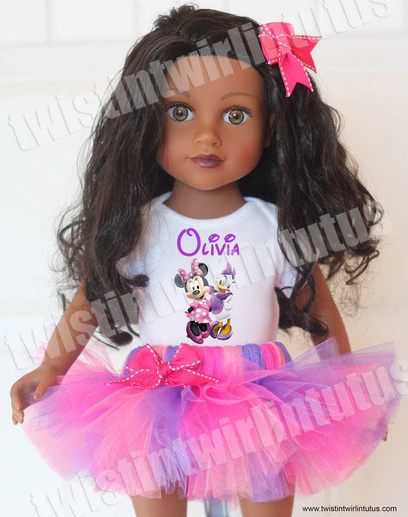 "Minnie's Bowtique 18"" Doll Outfit"